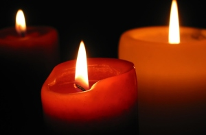 candlelight for inspiration